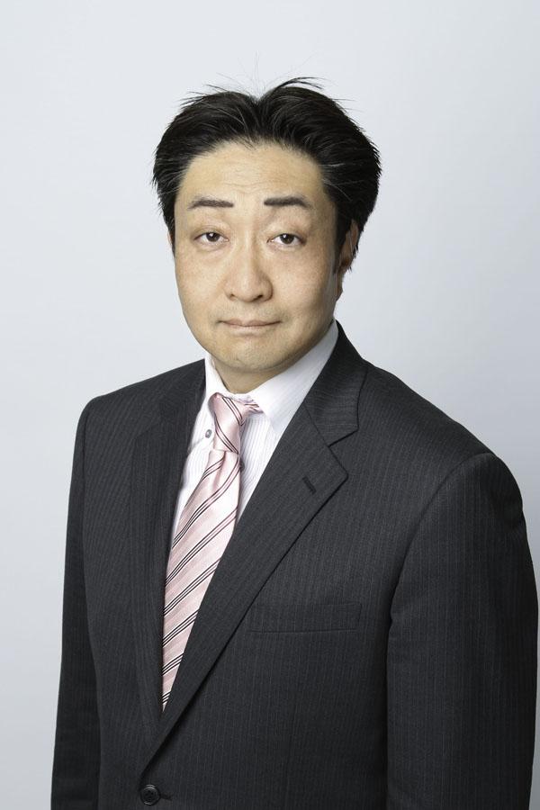 協会代表 今井 プロフィール写真